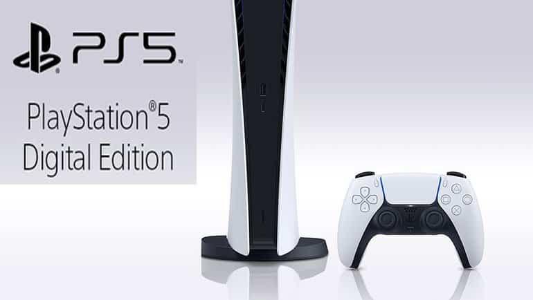PS5 Digital Edition Türkiye Fiyatı