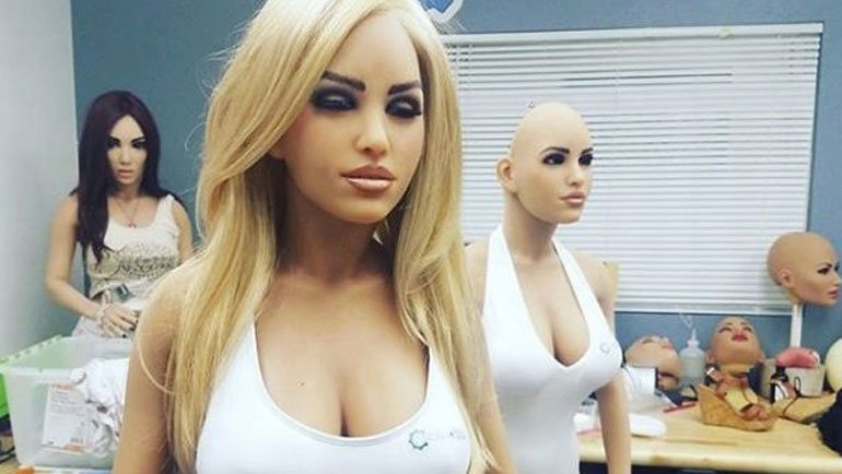 Seks robotları cinayet işlerse...