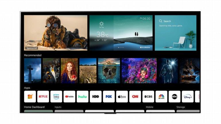 TV üreticilerine WebOS müjdesi