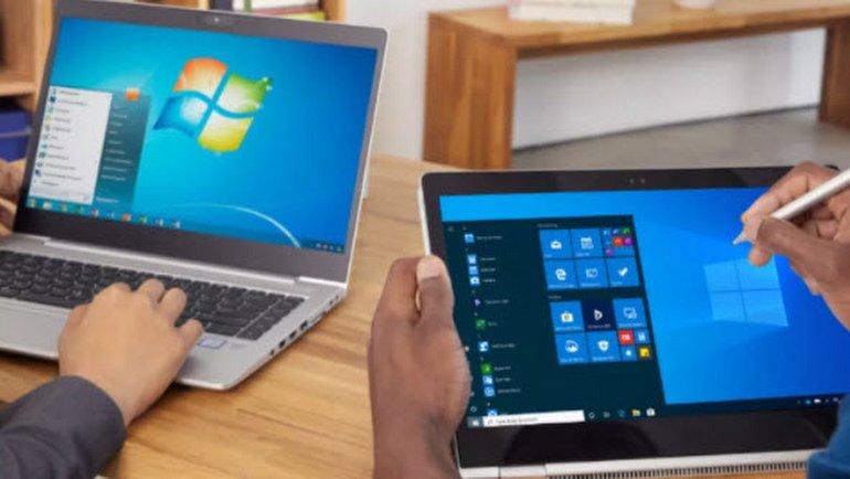 Windows 7'nin yeni kurbanı