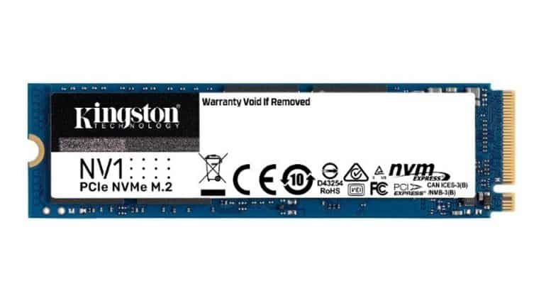 Kingston NV1 SSD tanıtıldı!