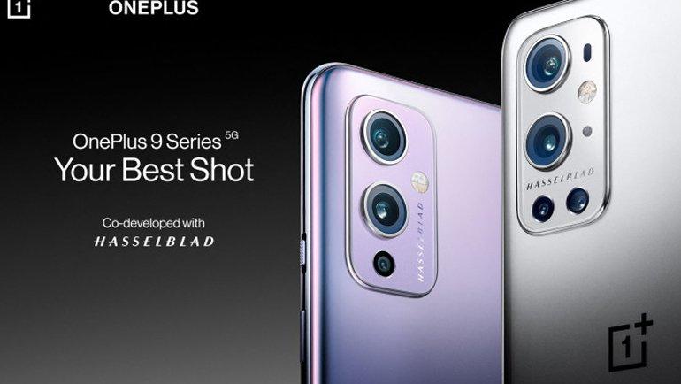 OnePlus 9 serisi tanıtıldı