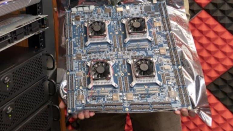 Prodigy CPU, devlere meydan okuyor