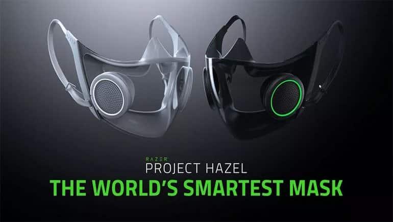 Razer'ın maskesi gerçek oluyor