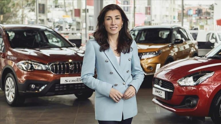 Suzuki'den hibrit modeller
