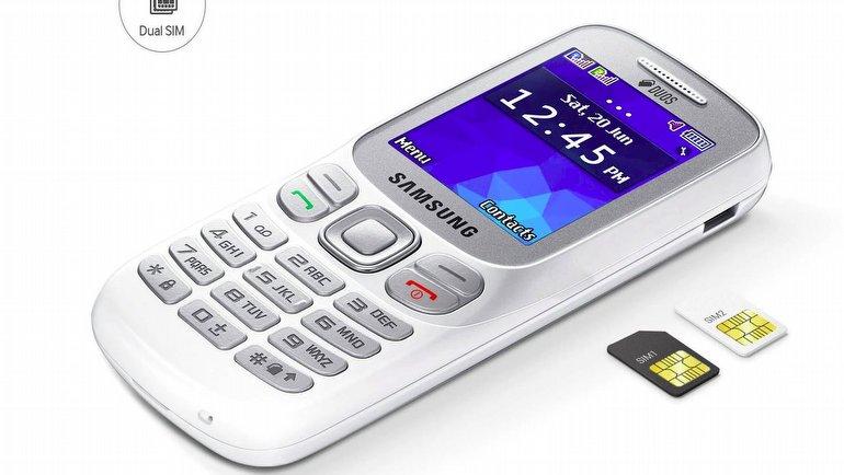 Tuşlu telefonlarda Samsung eriyor