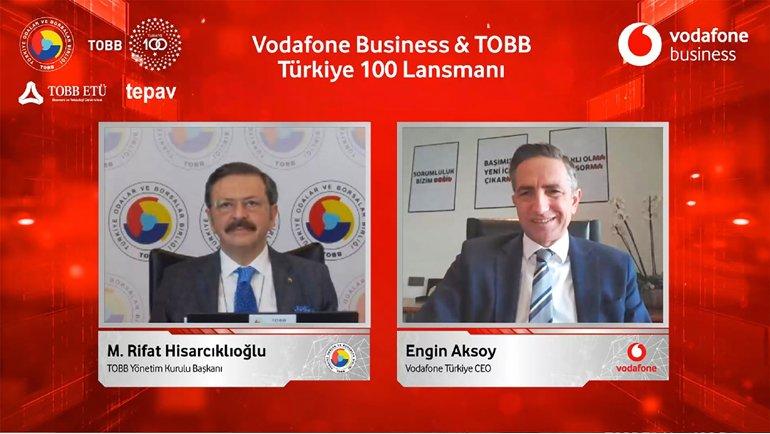 Vodafone'dan KOBİ'lere destek