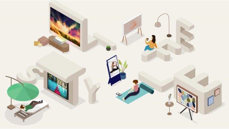 Bu TV'ler tarza ayak uyduruyor