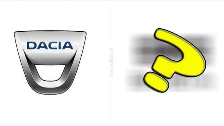 Dacia'nın yeni logosu hazır!