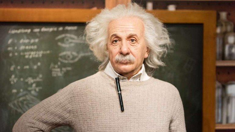Einstein'a sorun, cevap versin