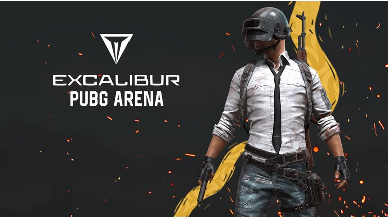 Excalibur PUBG Arena başlıyor!