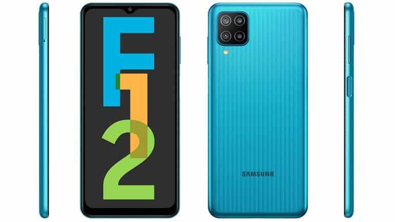 Galaxy F12 ve Galaxy F02s tanıtıldı