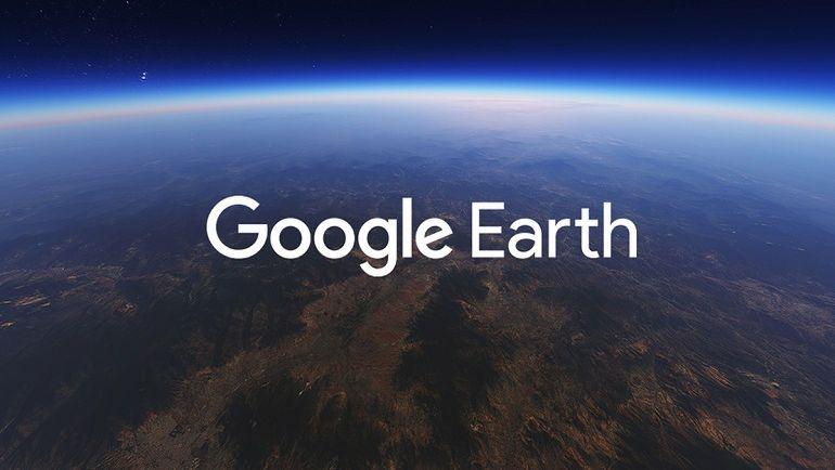 Google Earth'e süper bir yenilik