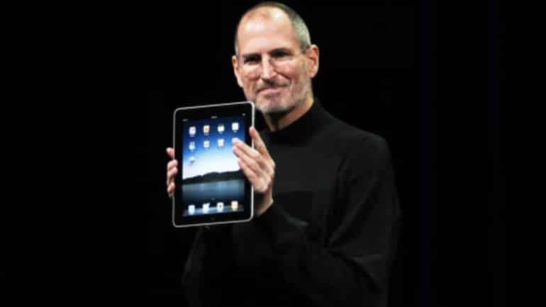 İlk iPad aslında böyle olacakmış
