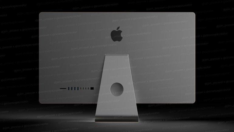 iMac'ten kafa karıştıran sızıntı