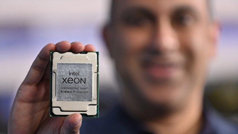 Intel'den Xeon Scalable CPU!