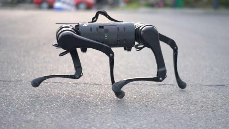 """İşte Çin'in """"robot köpek ordusu"""""""