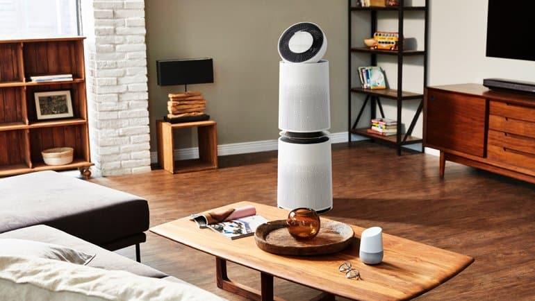 LG PuriCare ile sağlıklı hava