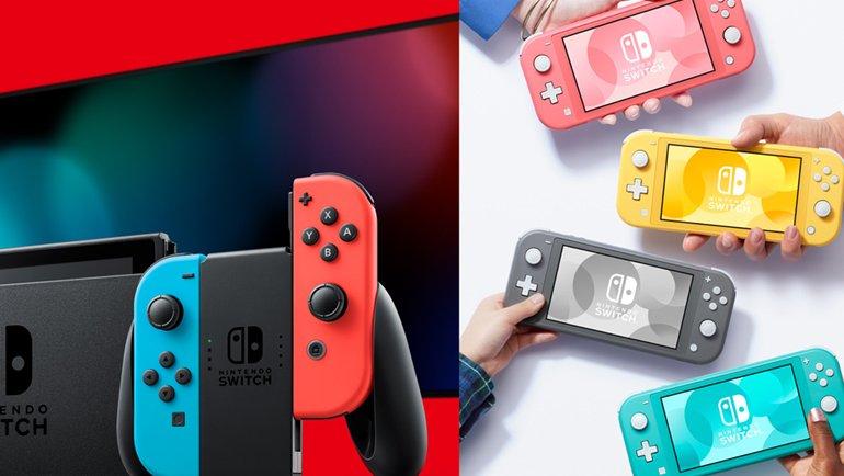 Nintendo Switch'e gelecek 21 oyun
