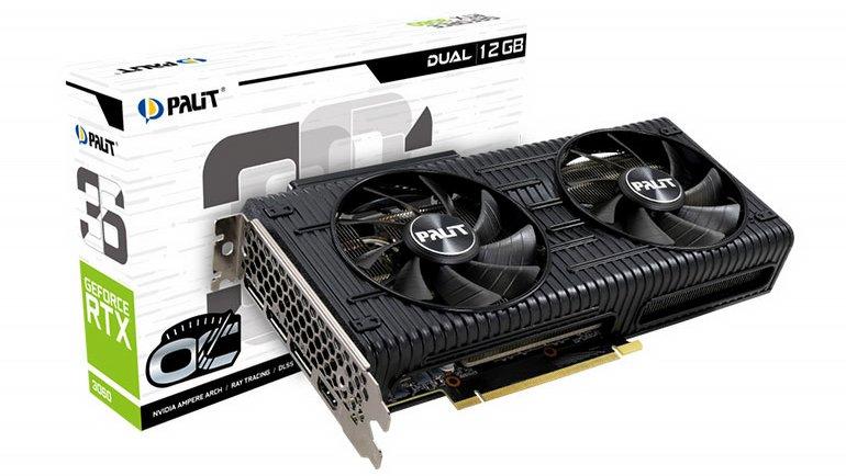 Palit GeForce 3060 Dual OC İnceleme
