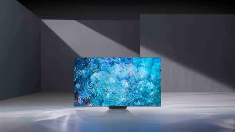 Samsung 2021 TV'leri tanıtıldı