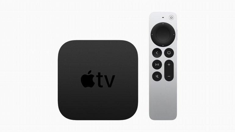 Yeni Apple TV 4K tanıtıldı