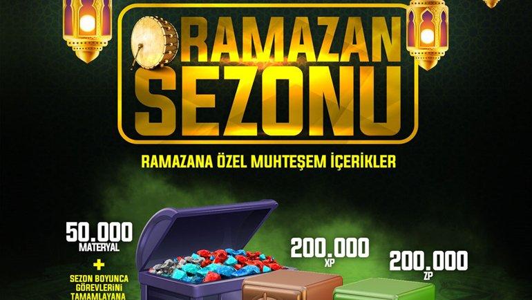 """Zula'da """"Ramazan Sezonu"""" başlıyor"""