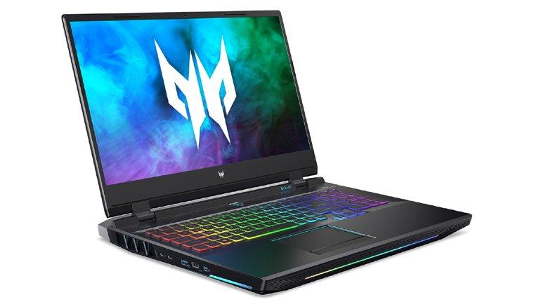 Acer oyun bilgisayarlarını tanıttı