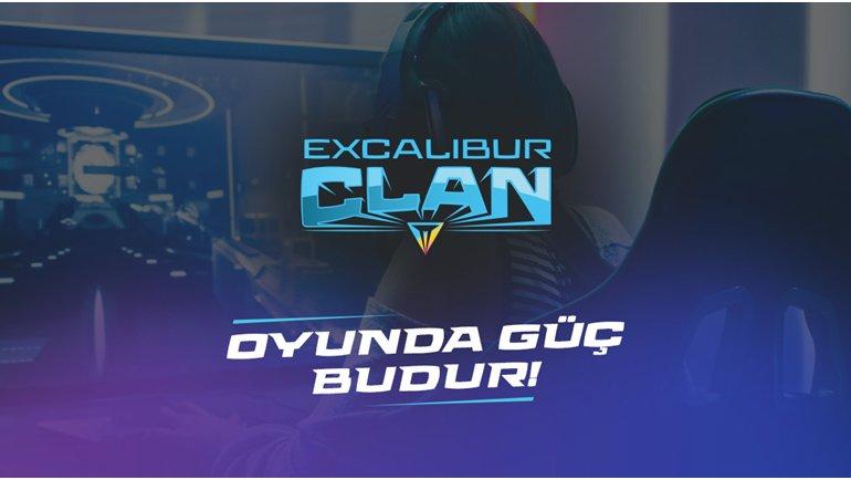Excalibur Clan yayında!