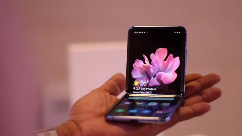 Galaxy Z Flip 3'ten fiyat sürprizi