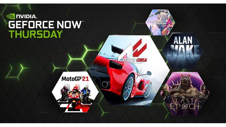 GeForce NOW'a yeni 61 oyun