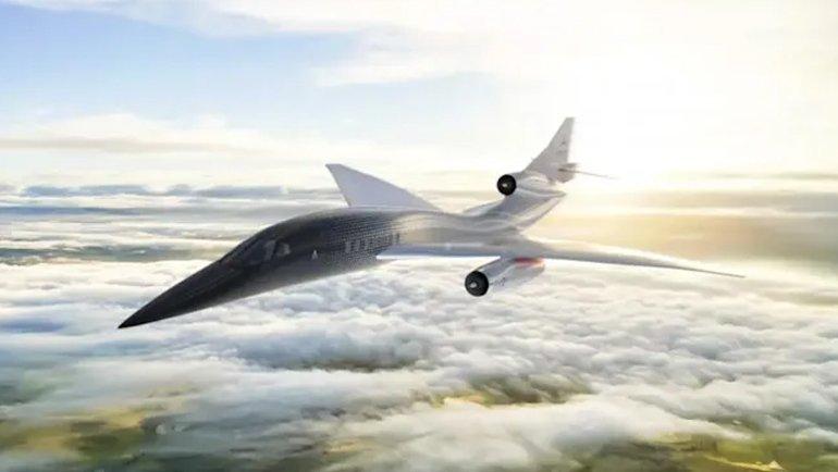 Süpersonik jet üreticisinden şok!