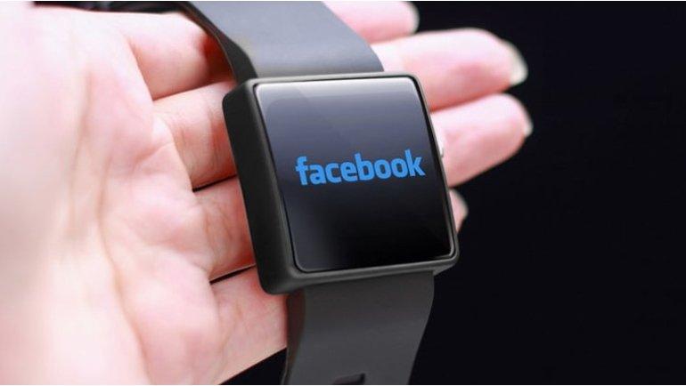 Facebook, kendi saatini üretiyor