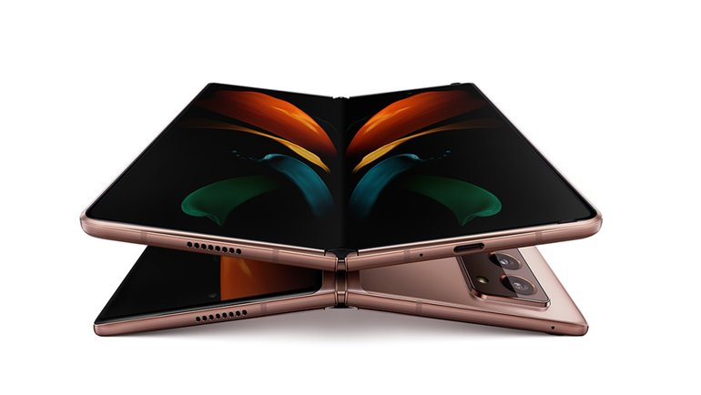 Galaxy Z Fold 3'te S Pen sürprizi