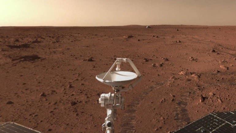 Mars'tan gelen sesleri dinleyin!