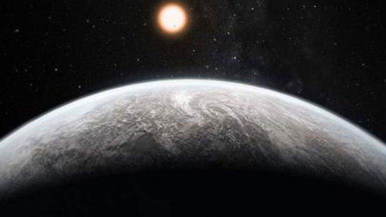 """NASA """"garip"""" bir gezegen buldu"""