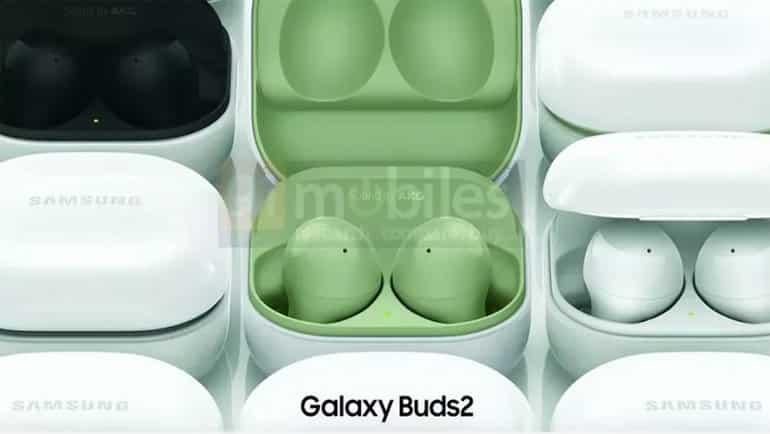 Samsung Galaxy Buds 2 göründü