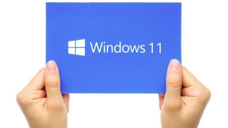 Windows 11'in ilk ekran görüntüleri