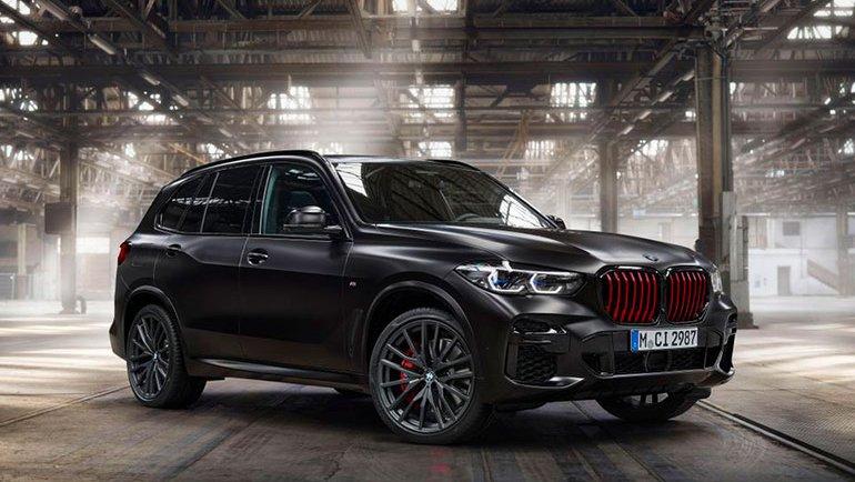 BMW'den çok özel bir X5