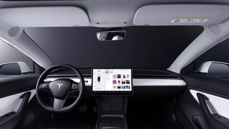 """Elon'dan """"Tesla Vision"""" açıklaması"""