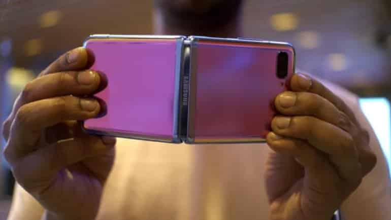 Galaxy Z Flip 3'ten yeni video