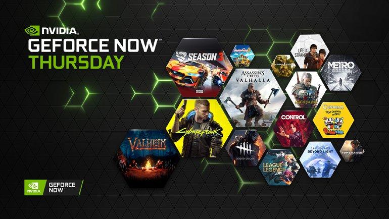 GeForce NOW'da 1000. PC oyunu!