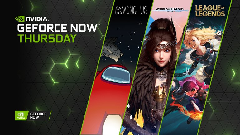 GeForce NOW'da yeni oyunlar var