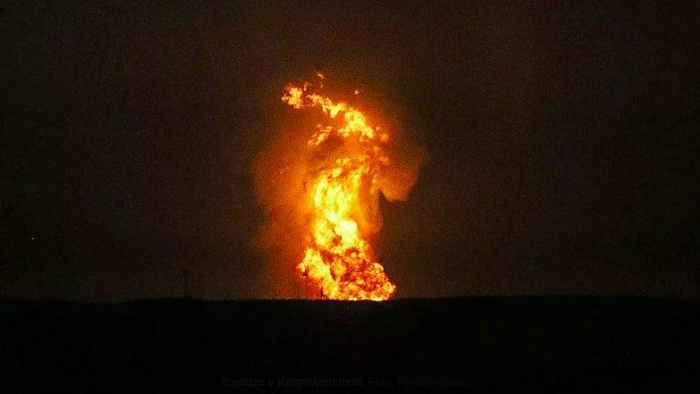 Hazar'daki patlamanın nedeni ne?