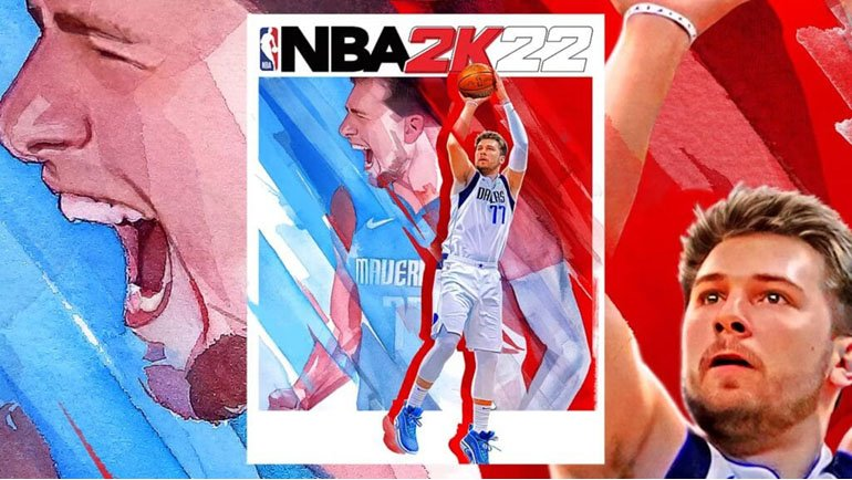 İşte NBA 2K22 kapağı!
