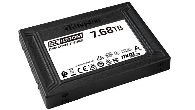 Kingston U2 NVMe SSD satışa çıktı