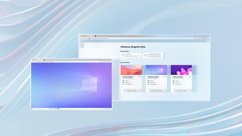 Microsoft, Cloud PC'yi tanıttı