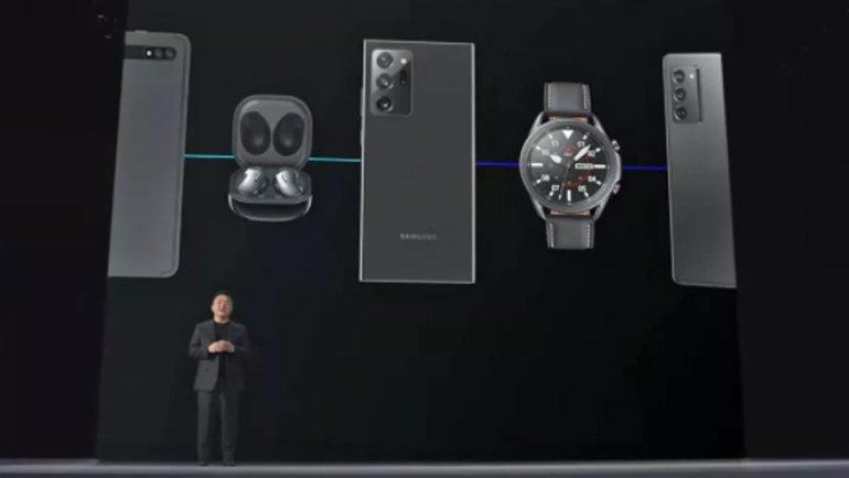 Samsung Unpacked tarihi belli oldu