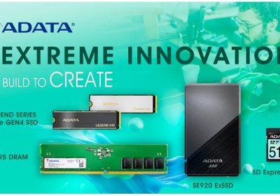 ADATA 'dan yeni ürünler